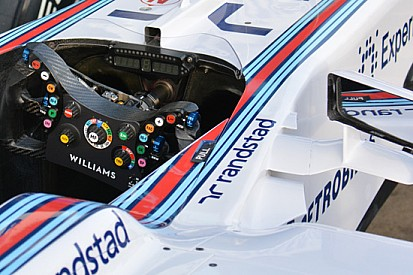La Williams ancora senza display LCD sul volante