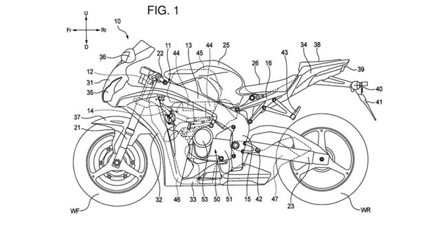 La Honda SBK del futuro monterà un motore V4?