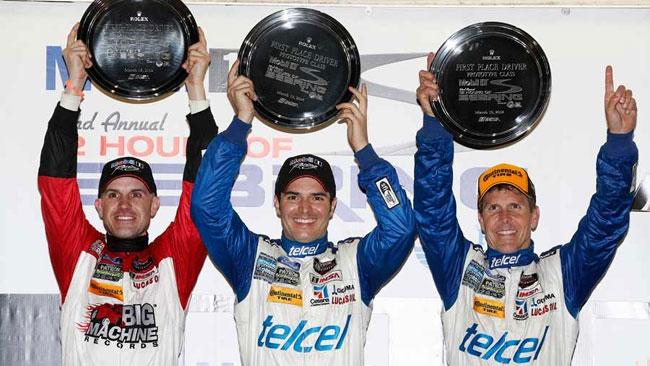 La Ganassi Racing trionfa alla 12 Ore di Sebring