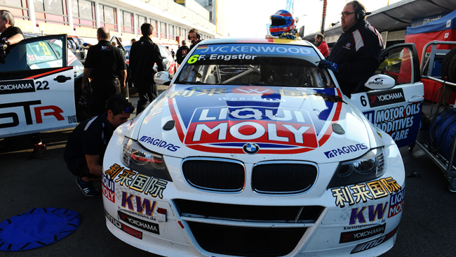 Due BMW 320TC per il Team Engstler