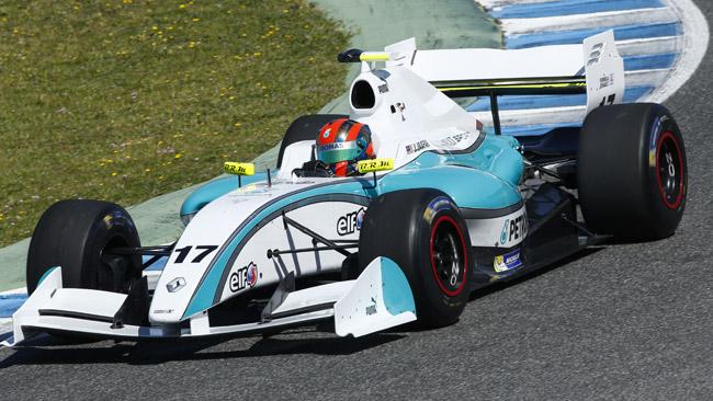 Jerez, Day 1: Jaafar svetta davanti a Rowland
