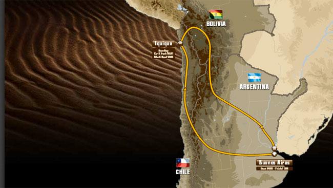 La Dakar 2015 parte ed arriva a Buenos Aires