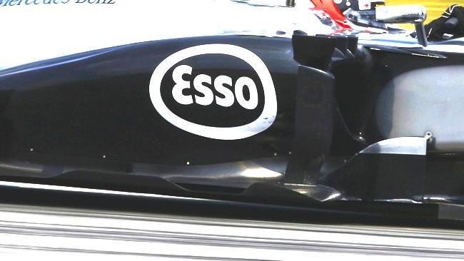 McLaren raffredda le centraline con una presa