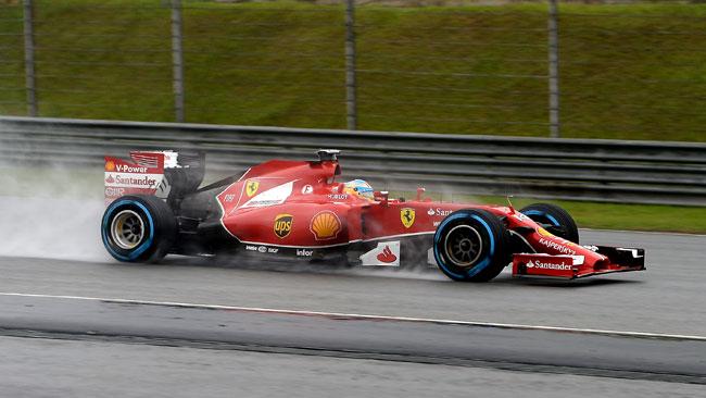 Nessuna sanzione per l'incidente tra Alonso e Kvyat