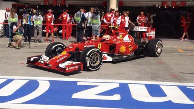 La Ferrari sostituisce i rapporti: gioca il bonus!