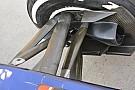 Red Bull: rinforzata la sospensione anteriore