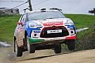 Simone Campedelli quinto in WRC3 in Portogallo