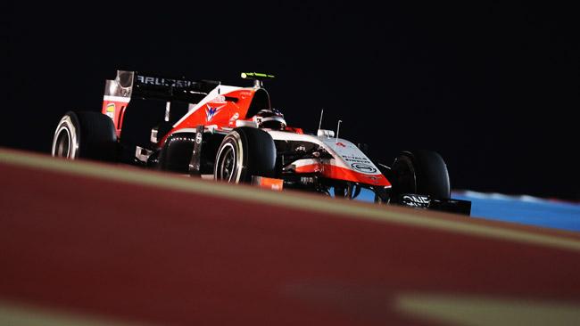 Chilton rimette la Marussia decima nel Costruttori