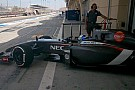 Bahrein: ecco Sirotkin al debutto sulla Sauber C33