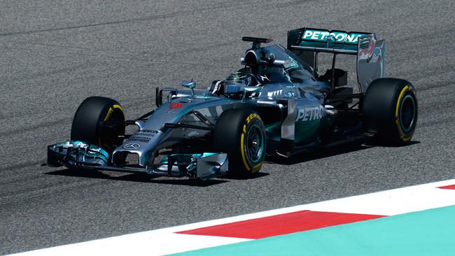Bahrein, Day 1: Rosberg macina km, Alonso migliora