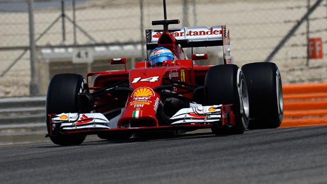 Ferrari: il telaio di Kimi era già stato riparato