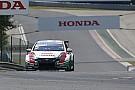 Hungaroring, Test: Tarquini svetta fra le Honda