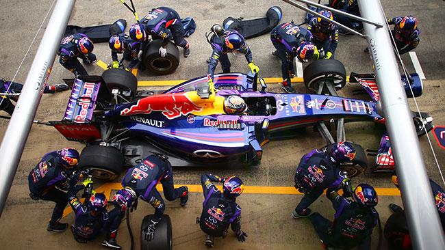 Vettel si è divertito molto con la sua rimonta