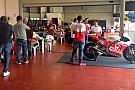 Non solo Biaggi: al Mugello c'è anche la Ducati