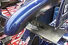 Toro Rosso: più sfilato il becco della STR9