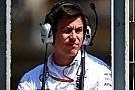 Toto Wolff non vuole gerarchie tra Hamilton e Rosberg