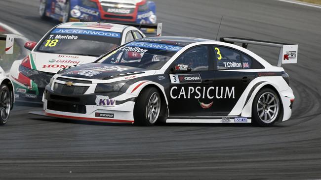 Monteiro perde 5 posizioni sulla griglia di Spa