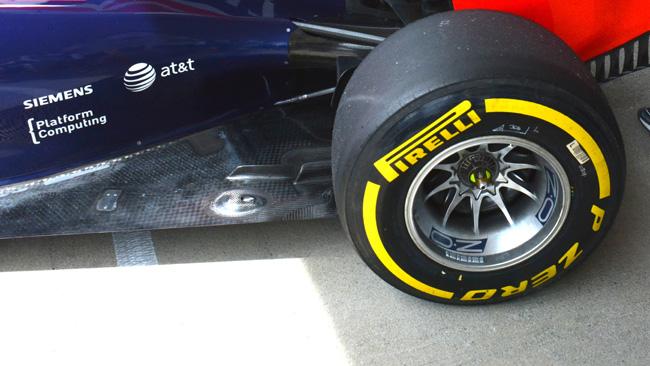 Red Bull: promosse le doppie paratie sul fondo