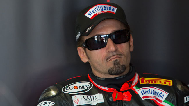 Biaggi torna in SBK nelle ultime due gare del 2014?