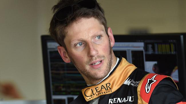 Grosjean non esclude di lasciare la Lotus a fine anno