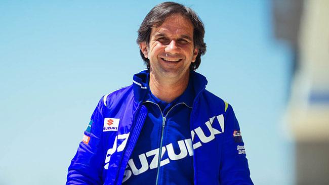 Suzuki conferma l'idea della wild card per Valencia