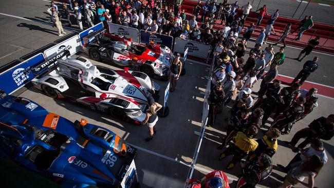 Nel weekend l'ACO presenta la classe LMP3