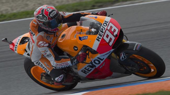 Brno, Q2: Marquez in pole, poi due Ducati!