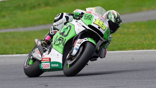 Bautista e Redding ottimisti dopo i test di Brno