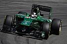 Ufficiale: Kobayashi torna sulla Caterham a Monza