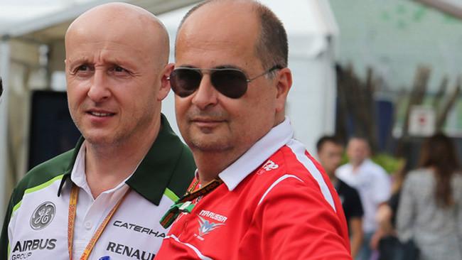 Colajanni lascia la Marussia per la Formula E