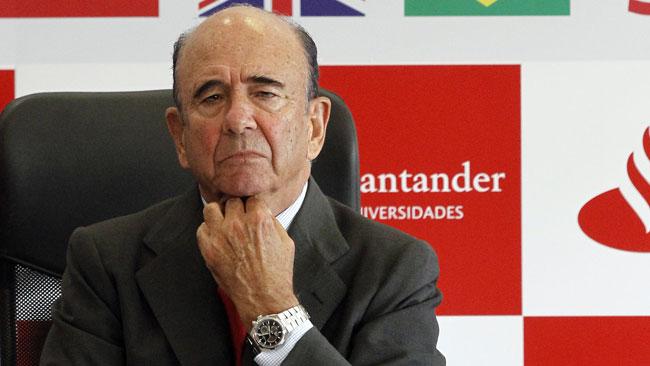 E' morto Emilio Botin, presidente di Santander