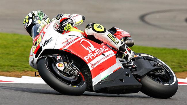 Misano, Libere 3: Iannone guida la doppietta Ducati