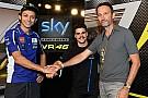 Fenati ha rinnovato con lo Sky Racing Team VR46