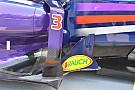 Red Bull: nuovi turning vanes con due slot