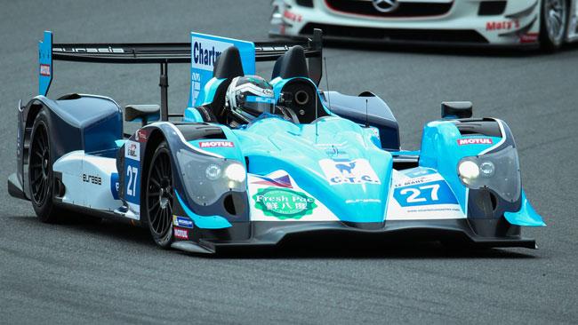 Nel 2015 arriva la Eurasia Motorsport in LMP2