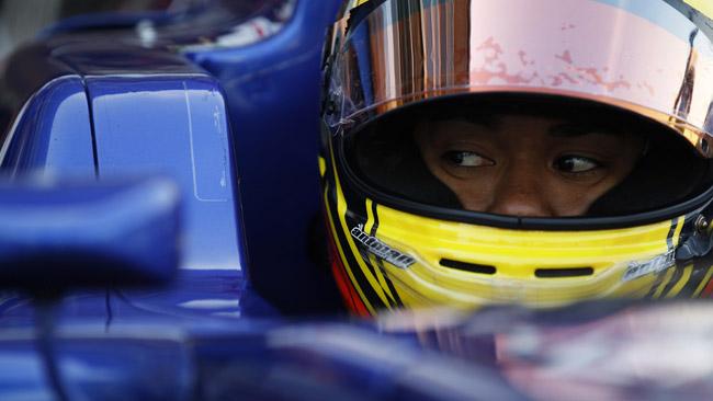 Luis Sa Silva debutta con Zele Racing ad Estoril