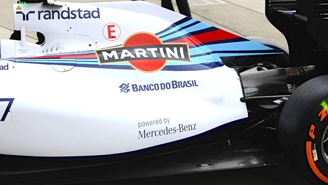 Williams: pance pià strette e corte per Bottas
