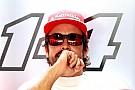 Clamoroso: ora Alonso è senza un contratto 2015!