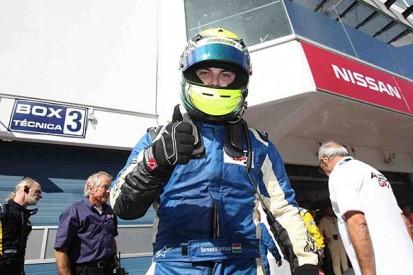 Estoril Auto GP: Tamas Pal Kiss seals runner-up spot with win