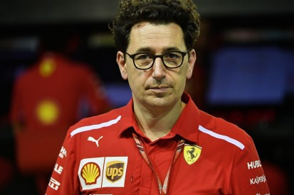 Anderson: Ferrari made 'wrong decision' picking Binotto as F1 boss