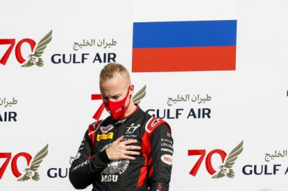 Nation ausgeschlossen: Masepin darf nicht unter russischer Flagge starten