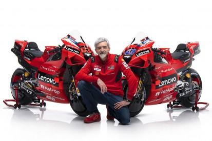 Luigi Dall'Igna: Gebundene Hände bei der Entwicklung der 2021er-Ducati