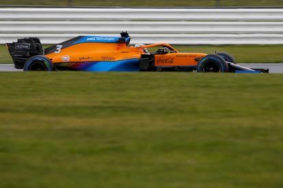 """Seidl: """"Ganz normal"""", dass der Mercedes-Stern auf dem McLaren fehlt"""