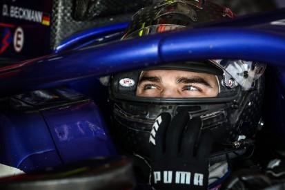 Formel 2 2021: David Beckmann fährt für Charouz