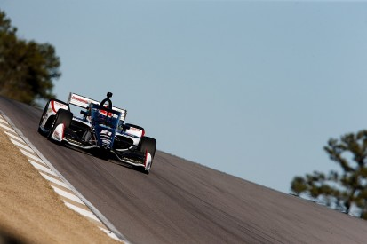 VeeKay tops Barber IndyCar test as Grosjean marks cockpit return