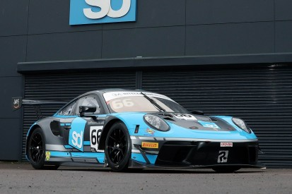 Team Parker Racing switches to Porsche in British GT