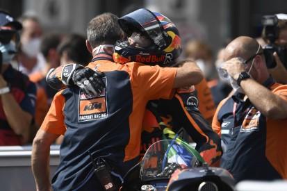 Warum der KTM-Debütsieg in Brünn bei Tech-3-Chef Poncharal für Frust sorgte