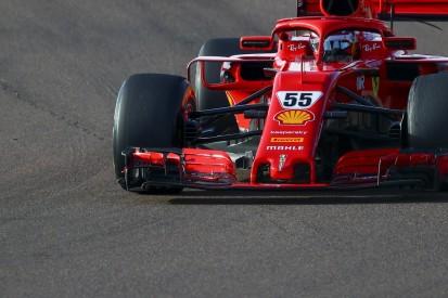"""So viel """"Schonfrist"""" bekommt Carlos Sainz bei Ferrari"""