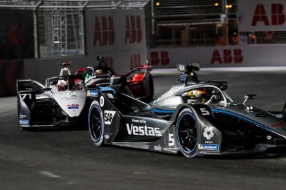 Formel E 2021 Riad 2: Mercedes und Venturi vom Qualifying ausgeschlossen!