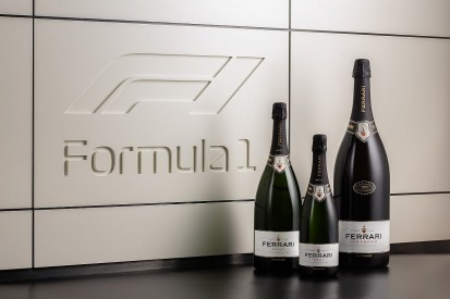 F1 drivers to use sparkling wine again in podium celebrations